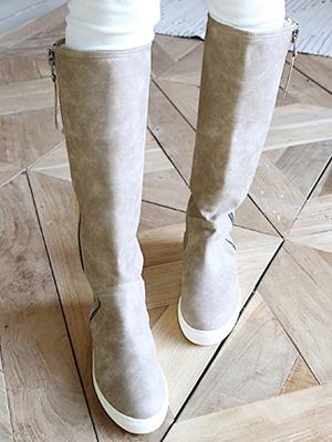 ベラオロングブーツ(3cm)
