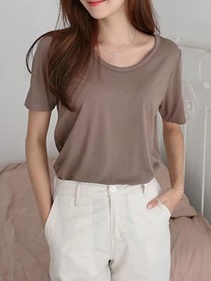 モチーフティーシャツ(6カラー)