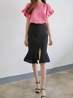 セーブスリットスカート