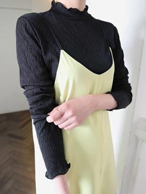 レリーしわティーシャツ(20%OFF)