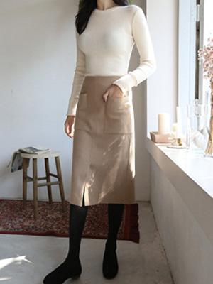ブリエポケットスカート