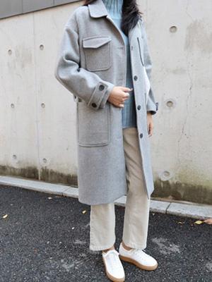 ウェルローポケットコート