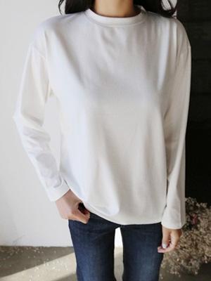 ガマラウンドネックティーシャツ