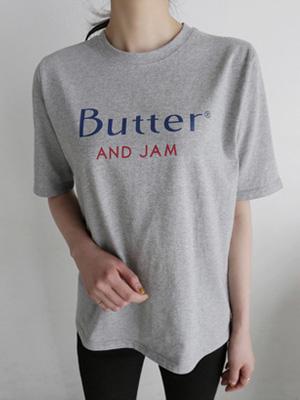 バター・アンド・ジャムティーシャツ