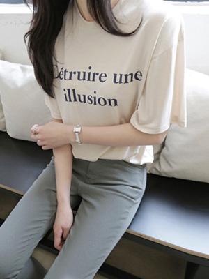 イリュージョンティーシャツ