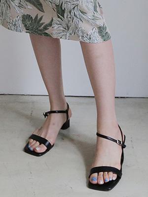 尚美ストラップサンダル(5cm)