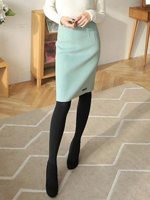 ハンドメイド5部スカート(14カラー)(50%OFF)