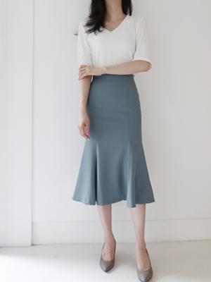 フィオーレマーメイドスカート