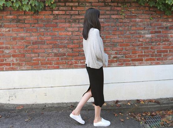 平治ニットスカート