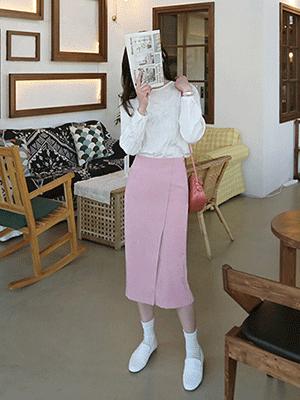 ストレススリットスカート
